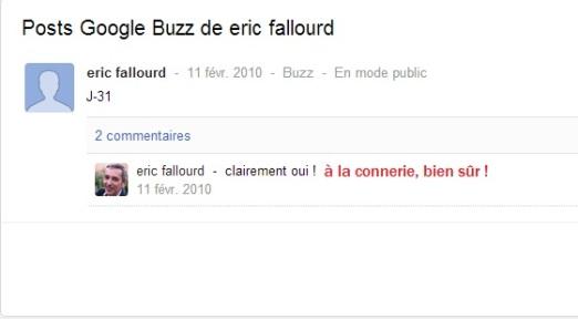 Encore Eric Fallourd
