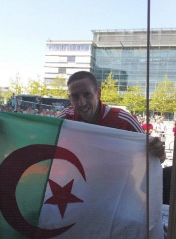 Franck Ribéry le sous-doué