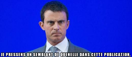 Valls soucieux